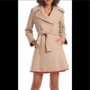 Trina Turk Evelyn wool coat